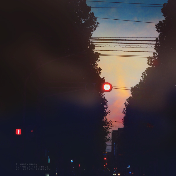yokohama, Japan, sunset, sky, (h)fuyunt